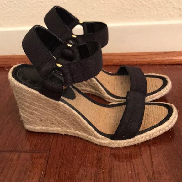16774230eaed Lauren Ralph Lauren Shoes - Lauren Ralph Lauren Indigo Espadrille wedges